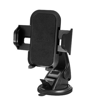 Macally Peripherals CAR SUCTION CUP PHONE HOLDER MOUNT FOR IPHONE SMARTPHONE