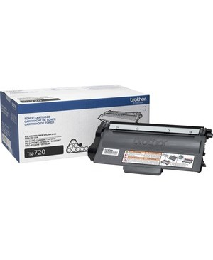 Brother Int'L (Supplies) TN720 TONER CARTRIDGE FOR MFC-8710DW MFC-8910DW