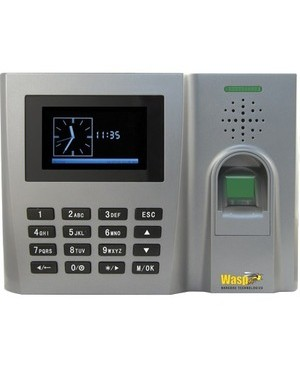 Wasp Barcode Technologies WASPTIME B2000 BIOMETRIC TIME CLOCK