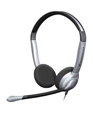 Sennheiser SH 350 HEADSET NOISE CANCELLING WITH ACTIVEGARD PROTECTION
