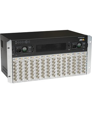 Axis Communication Inc Q7920 VIDEO ENCODER CHASSIS 5U RACK MOUNT FOR UP TO 14 BLADES