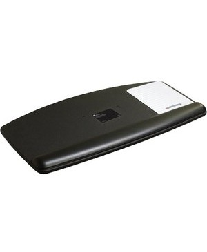 3M - Workspace Solutions STANDARD KEYBOARD PLATFORM GEL WRIST REST & PRECISE MOUSE SURFACE