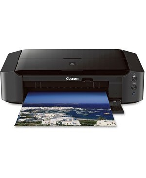 Canon - Soho And Ink PIXMA IP8720 14.5/10.4IPM 9600DPI WL USB 13X19 6CLR AIRPRINT
