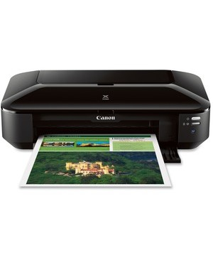 Canon - Soho And Ink PIXMA IX6820 14.5/10.4IPM 9600DPI WL USB 13X19 5CLR AIRPRINT