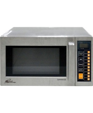 Royal Sovereign International COMMERCIAL MICROWAVE OVEN COMMERCIAL GRADE STAINLESS STEEL