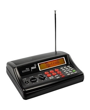 Whistler-Car Av ANALOG DESKTOP SCANNER 200 CH SKYWARN DATA CLONING LOCK-OUT