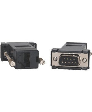 Opengear 319016 DB9M TO RJ45 FEMALE STRAIGHT SERIAL DCE FOR X2 PINOUT