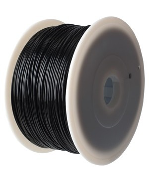 Flashforge Usa FLASHFORGE ABS FILAMENT BLACK COLOR 1.75MM 1KG