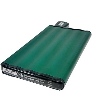 Buslink Media 2TB FIPS140-2 USB3.0 256BIT AES 256BIT CIPHERSHIELD ENCRYPTED DRIVE