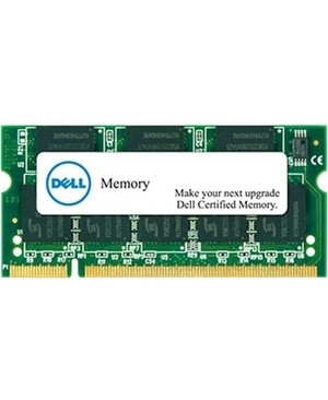 Dell Peripherals 8GB CERT MEMORY MODULE FOR SELECT NOTEBOOKS 1600MHZ