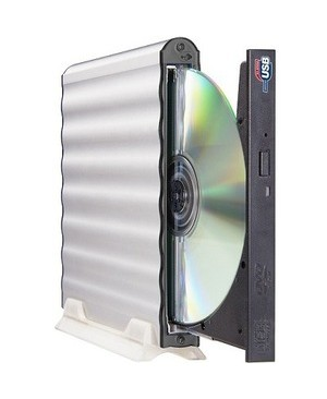 Buslink Media 4X BLU-RAY 8X DVD-RW USB 2.0 EXTERNAL BD-ROM/DVD-RW FOR PC