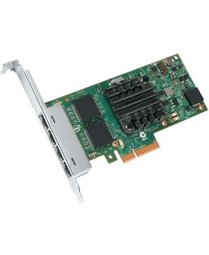 Intel - Networking I350-T4V2 ETHERNET SERVER ADAP RETAIL UNIT
