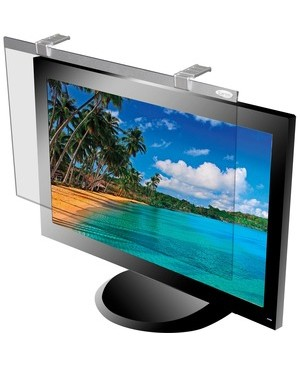 Kantek LCD PROTECT GLARE FILTER FITS 21.5IN & 22IN WIDESCREEN MONITORS
