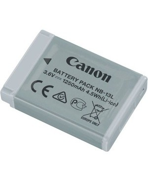 Canon - Accessories BATTERY PACK NB-13L