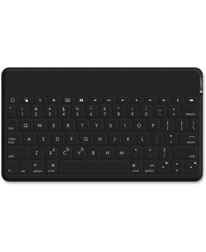 Logitech - Computer Accessories KEYS TO GO BLK PORTABLE KEYB FOR IPAD AIR2