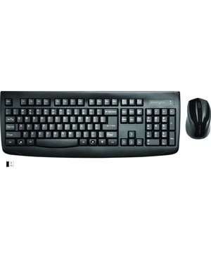 Kensington Technology Group COMBO USB WL PROFIT DESKTOP SET AUTO WAKE/SLEEP KEYB AND MOUSE BLK