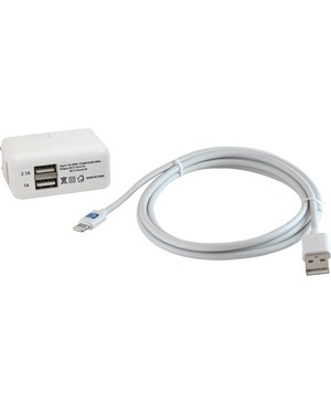 Comprehensive Cable LIGHTNING CONNECTIVITY KIT MFI CERTIFIED