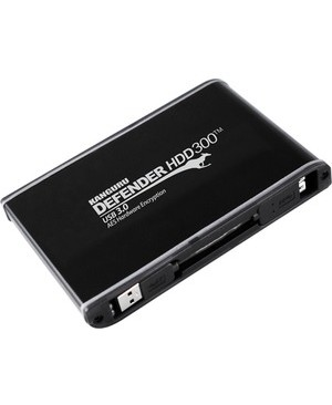 Kanguru 480GB DEFENDER SSD300 SSD USB 3.0 ENCRYPTED FIPS 140-2
