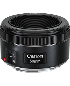 Canon-Photo Video EF 50MM F/1.8 STM