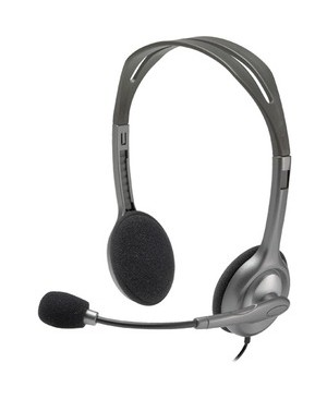 Logitech - Computer Accessories H111 STEREO HEADSET STEREO COMMUNICATION MUSIC HEADSET