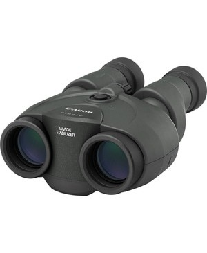 Canon-Photo Video IS II BINOCULARS 10X30 BLACK