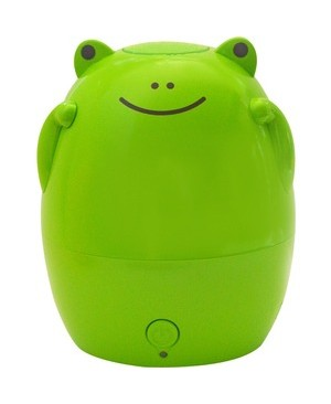 Greenair CHILDS HUMIDIFIER AND DIFFUSER FROG DESIGN