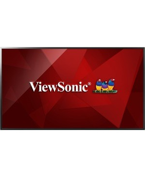 Viewsonic Proav Displays CDE4302 43IN FULL HD DIRECT-LIT LED 350NITS 6.5MS