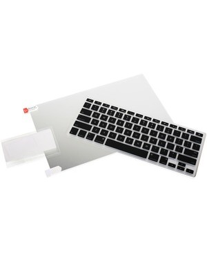 Iogear SHIELD+PROTECT KEYB SKIN & SCREEN PROT FOR 13IN MACBOOK AIR