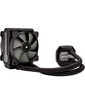 Corsair Value Select HYDRO SERIES H80I V2 EXTREME PERFORMANCE LIQUID CPU COOLER