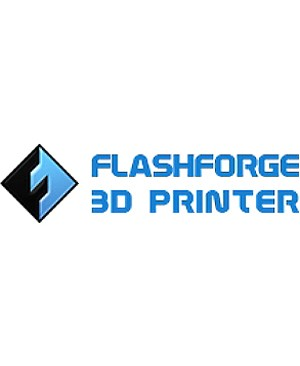 Flashforge Usa FLASHFORGE PLA FILAMENT WHITE CLR 1.75MM 1KG