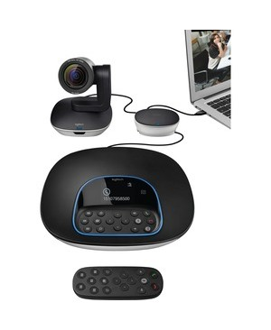 Logitech Vc GROUP CONFERENCE SYSTEM NEW LARGE ENTERPRISE CONF SYST B2B