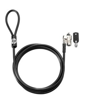 Hp Inc. - Sb Notebook Options SMART BUY KEYED CABLE LOCK 10MM .