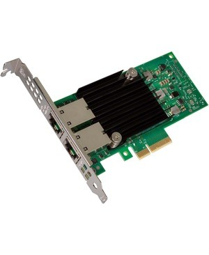 Intel - Networking ETHERNET CONVERGED NETWORK ADAPTER X550-T2 SINGLE PACK