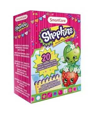 Brush Buddies BRUSH BUDDIES SHOPKINS BANDAGES