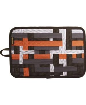 Cocoon Innovations 12IN GRID-IT WITH ACCESSORY ORGANIZER POCKET