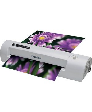3M - Workspace Solutions THERMAL LAMINATOR BUNDLE 9IN W/20 8.5X11 POUCHES(TP3854)