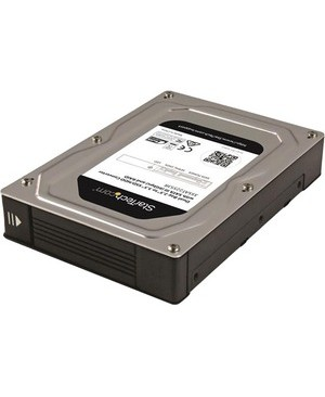 Startech.Com DUAL BAY 2.5-3.5IN SATA SSD HDD ADAPTER ENCLOSURE WITH RAID