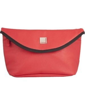 Urban Factory KOSKIN RED BAG FOR CAMERA POCKETS
