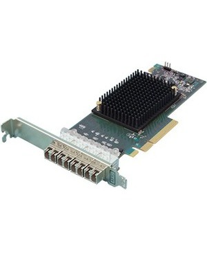 Atto Technology QUAD CHANNEL X8 PCIE 3.0 TO 16GB GEN 6 FIBRE CHANNEL