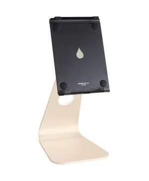 Rain Design MSTAND TABLETPRO GOLD IPAD 12.9IN ADJUSTABLE IPAD STAND