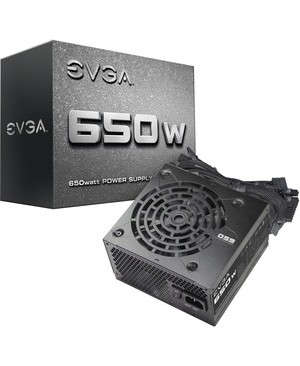 Evga 650W N1 PSU GREAT CHOICE AT A LOW COST