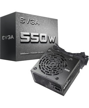 Evga 550W N1 PSU GREAT CHOICE AT A LOW COST