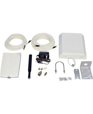 Premiertek SIGNAL REPEATER CELLPHONE 850 1900MHZ DUAL BAND AMPLIFIER KIT