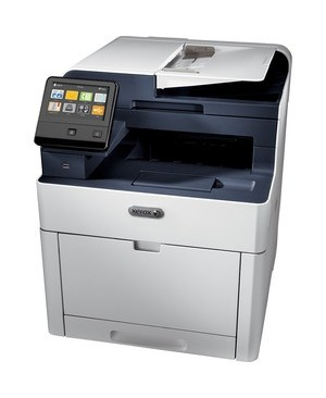 Xerox WorkCentre 6515/DN Laser Multifunction Printer - Color - Copier/Fax/Printer/Scanner - 30 ppm Mono/30 ppm Color Print - 1200 x 2400 dpi Print - Automatic Duplex Print - 600 dpi Optical Scan - 300 sheets Input - Gigabit Ethernet CLR P/C/S/E/F LTR/LGL 30PPM USB CON