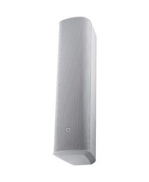 JBL Professional Line Array CBT 1000 2-way Indoor/Outdoor Wall Mountable Speaker - White - 45 Hz to 20 kHz - 4 Ohm HIGH-OUTPUT HIGHLY ADJUSTABLE