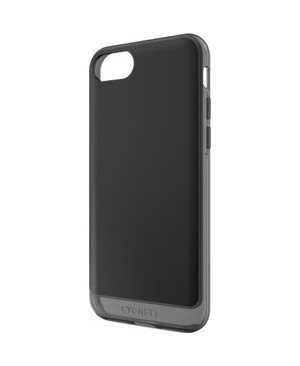 Cygnett AEROSHIELD BLACK/SMOKE  FOR IPHONE 7