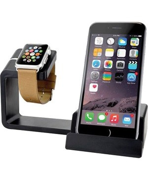 Cygnett CHARGING STAND FOR BOTH APPLE WATCH & SMARTPHONS/TABLETS