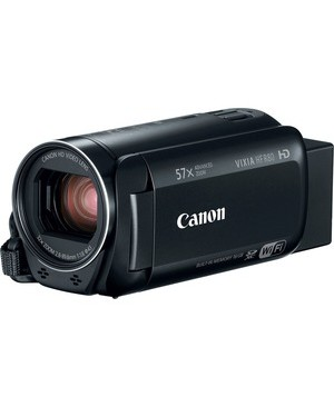 Canon-Photo Video VIXIA HF R80 BLK 3IN LCD 3.28MP 32XOPT 16GB SD/SDHC/SDXC