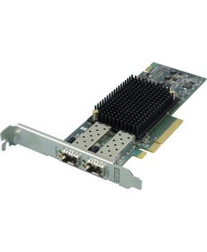 Atto Technology DUAL CHANNEL X8 PCIE 3.0 TO 16GB GEN 6 FIBRE CHANNEL