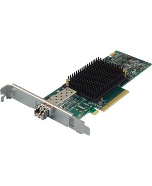 Atto Technology SINGLE CHANNEL X8 PCIE 3.0 TO 16GB GEN 6 FIBRE CHANNEL
